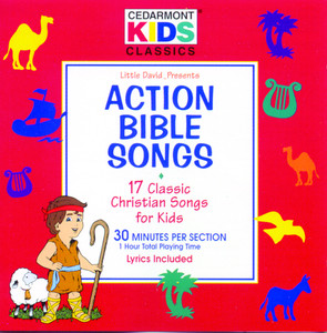 Action Bible Songs album