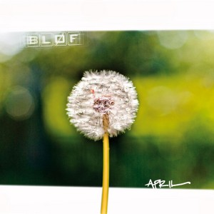 April Albumcover