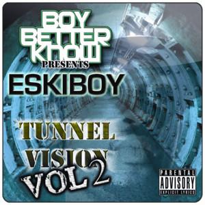 Tunnel Vision Vol 2 Albümü