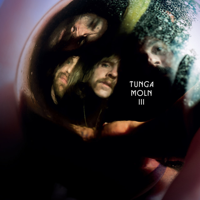 Album cover for Tunga Moln III by Tunga Moln