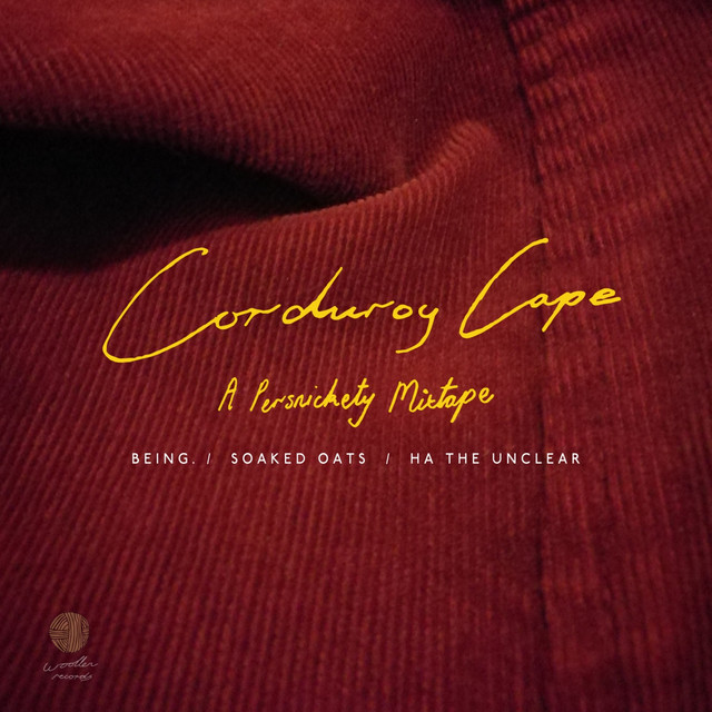 Corduroy Cape: A Persnickety Mixtape
