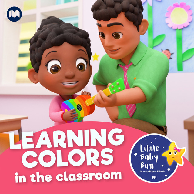 Learning Colours in the Classroom