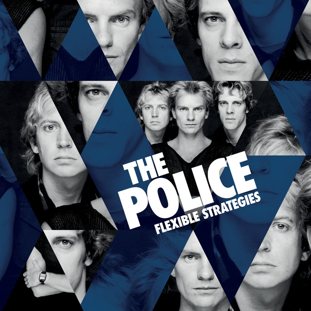 Album cover for Flexible Strategies by The Police
