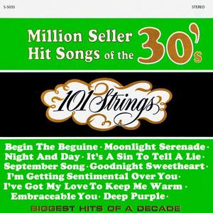 Million Seller Hit Songs of the '30s album