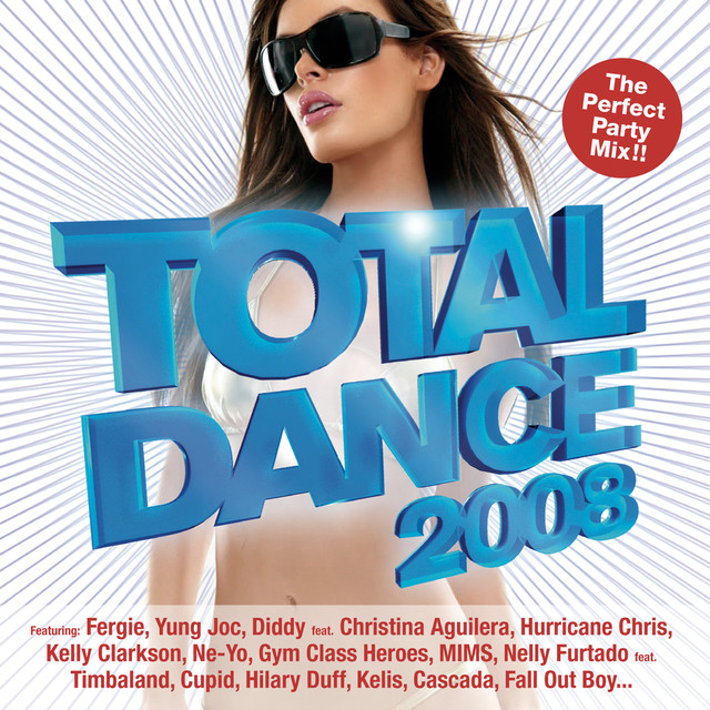 Various Artists Total Dance 2008 album cover
