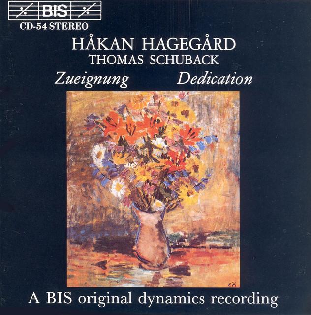 Strauss, R. / Schubert / Gounod / Brahms: Songs for Baritone Albumcover
