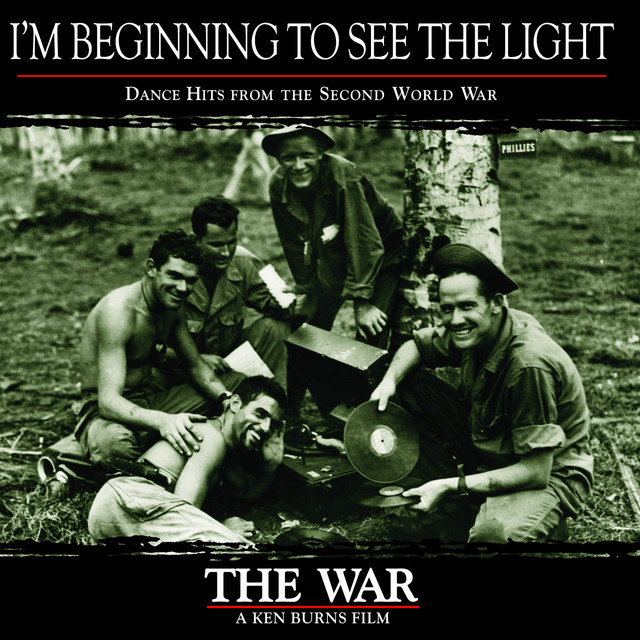 Various Artists I'm Beginning To See The Light, Dance Hits from the Second World War album cover