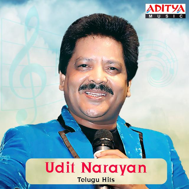 Udit Narayan - Telugu Hits Albumcover