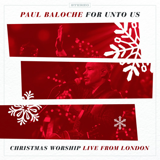 For Unto Us (Christmas Worship Live from London)