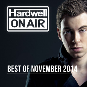 Hardwell On Air - Best Of November 2014 Albumcover