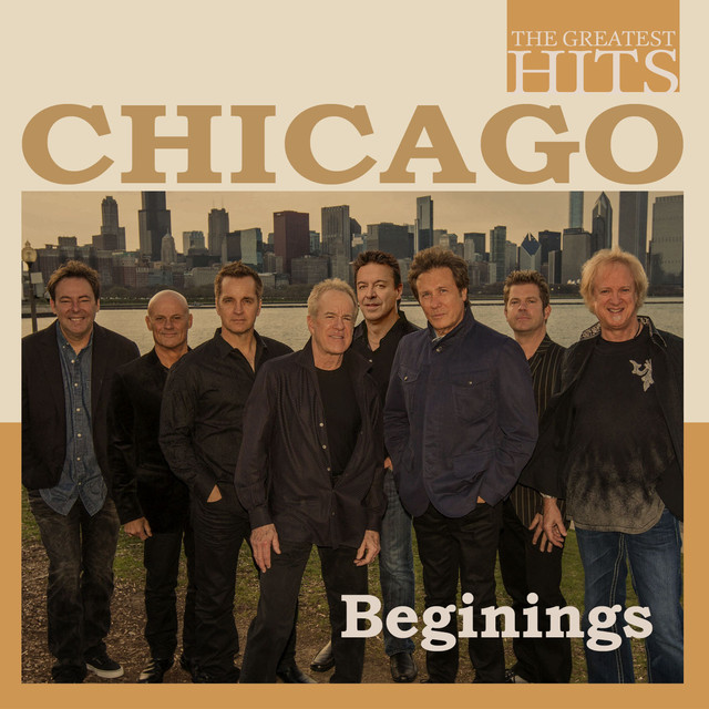 Chicago THE GREATEST HITS: Chicago - Beginings album cover