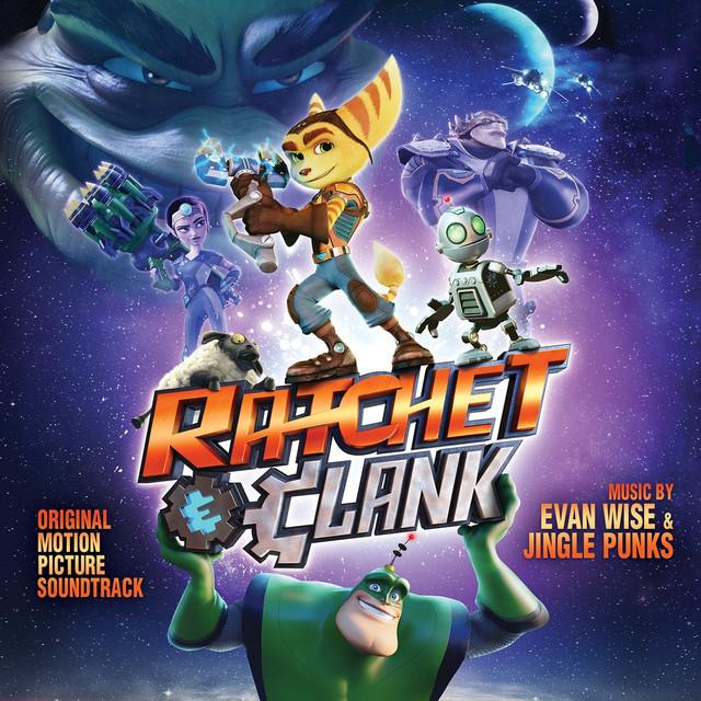 """Résultat de recherche d'images pour """"ratchet et clank ps4 soundtrack"""""""