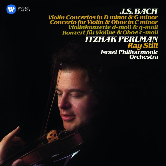 Bach, JS: Violin Concertos (after Keyboard Originals) Albumcover