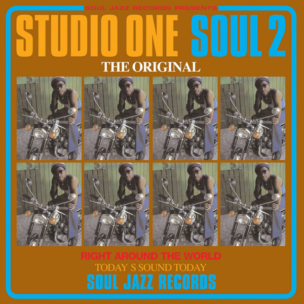 Various Artists Studio One Soul 2 album cover