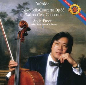 Elgar, Walton: Cello Concertos (Remastered) Albumcover