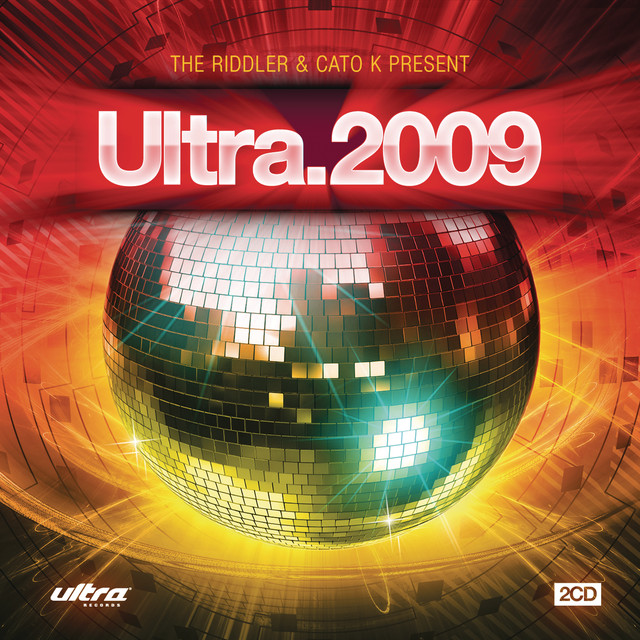 Various Artists Ultra 2009 (Mixed by The Riddler and Cato K) album cover