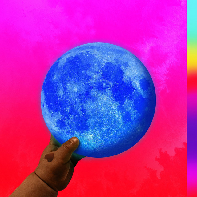 Album cover for SHINE by Wale