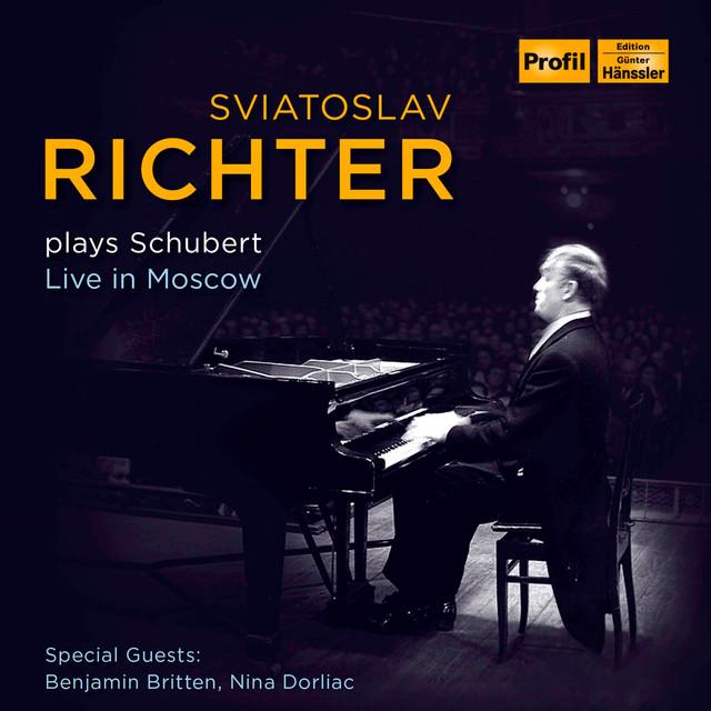Richter Plays Schubert (Live in Moscow)