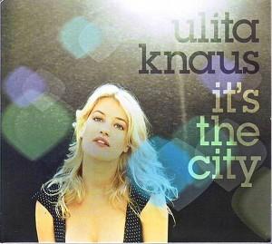 It's The City Albumcover