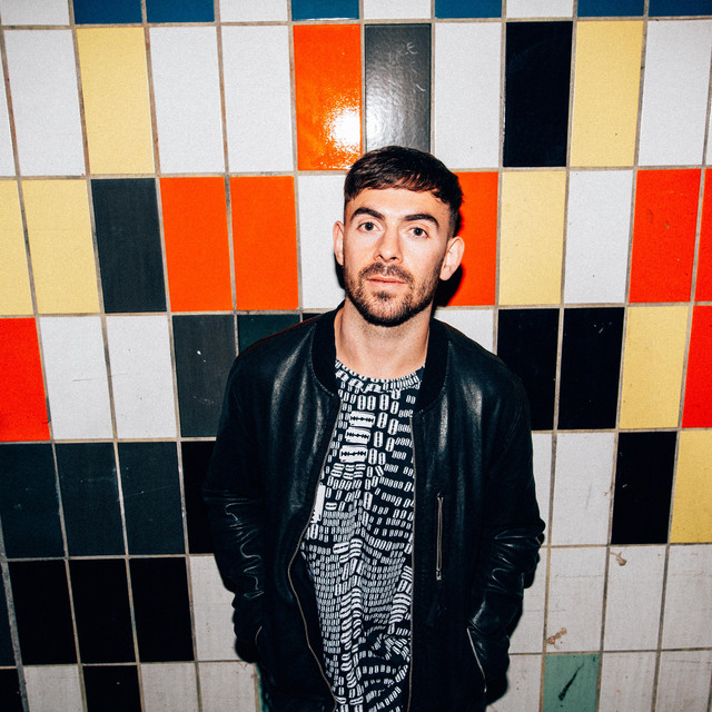 Cover for artist: Patrick Topping