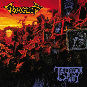 Gorguts Odors of Existence cover
