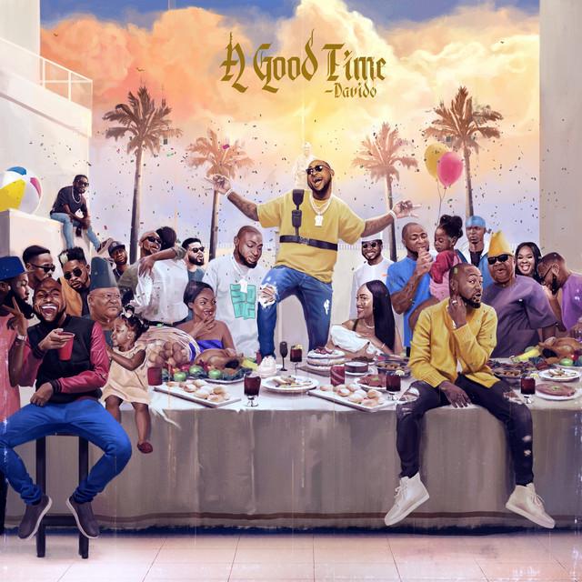 DaVido - A Good Time cover