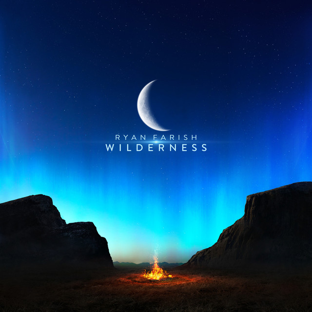 Album cover for Wilderness by Ryan Farish