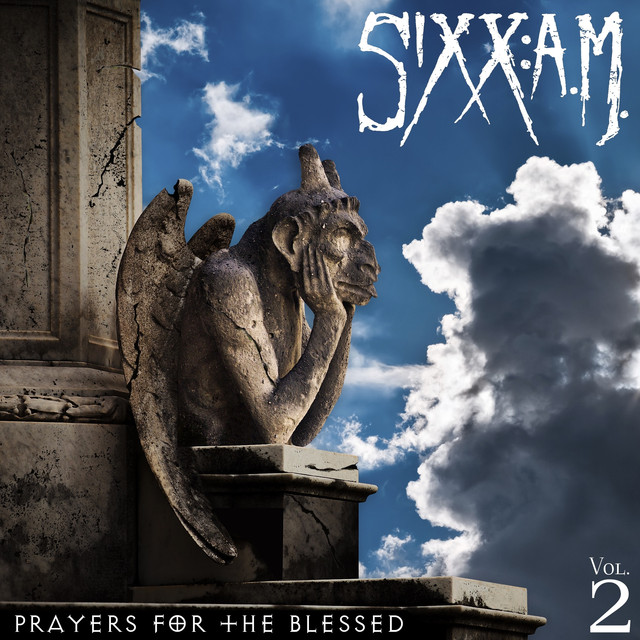 Album cover for Prayers for the Blessed by Sixx:A.M.