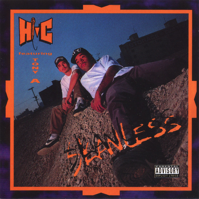 Hi-C Skanless album cover
