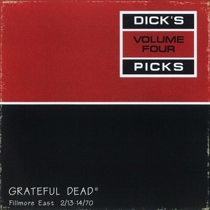 Dick's Picks Vol. 4: 2/13/70 - 2/14/70 Albumcover