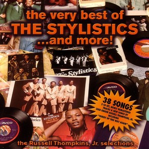 Very Best of the Stylistics album