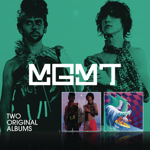 MGMT Time to Pretend cover