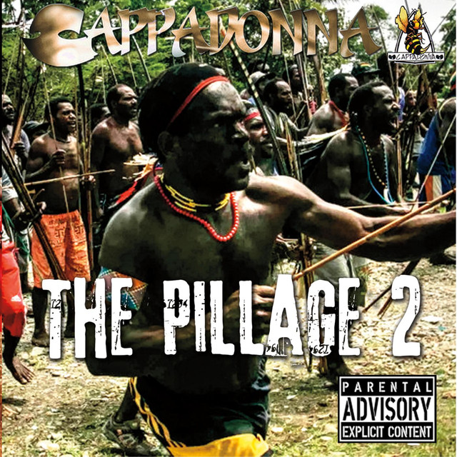 The Pillage 2 Albumcover