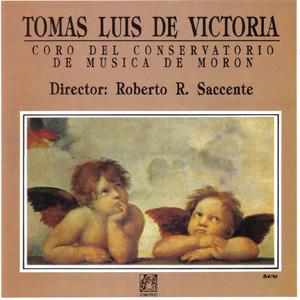 Tomas Luis de Victoria Albumcover