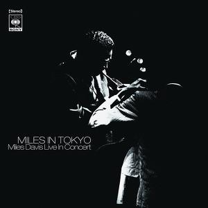 Miles In Tokyo Albumcover