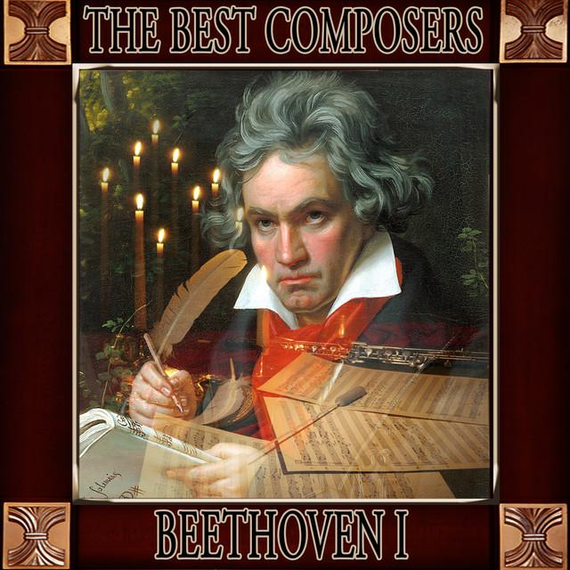 Ludwig Van Beethoven: the Best Composers (Volumen I) Albumcover