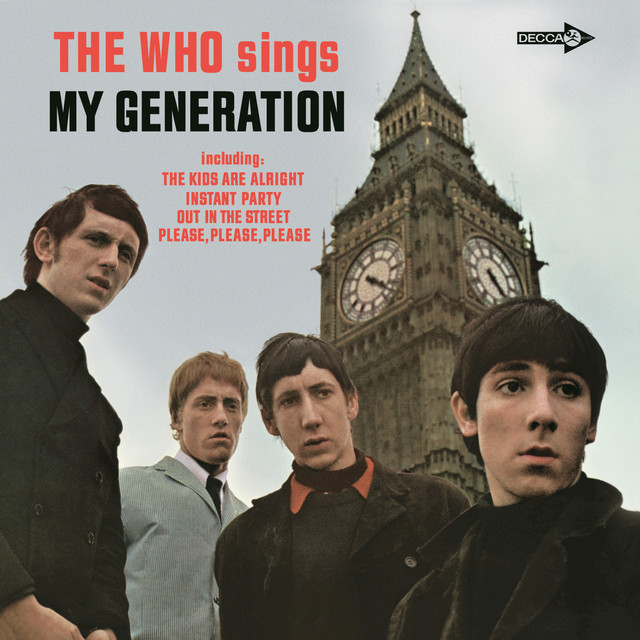 My Generation, A Song By The Who On Spotify