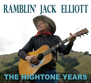 Ramblin' Jack Elliott Riding Down The Canyon cover