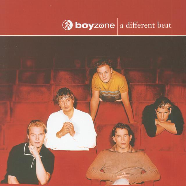 Boyzone A Different Beat album cover