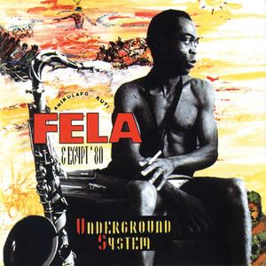 Underground System Albumcover