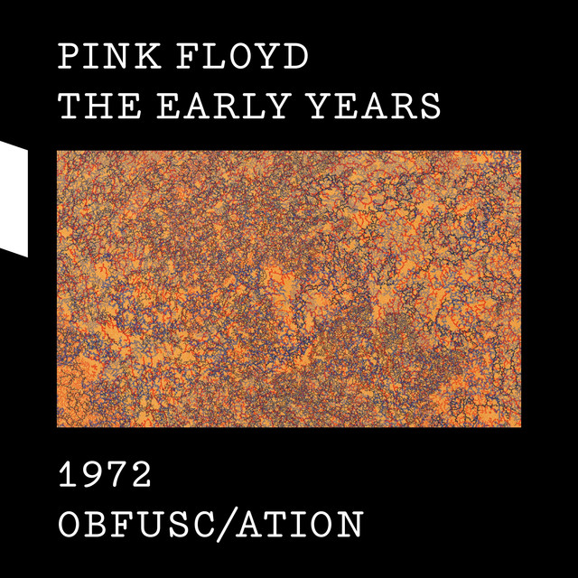 The Early Years: 1972: Obfusc/ation