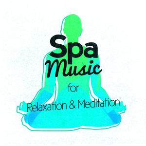Spa Music for Relaxation & Meditation Albumcover