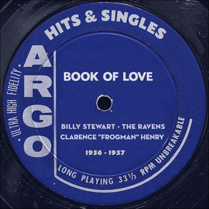 Book of Love (Argo Records. Hits & Singles 1956 - 1957)