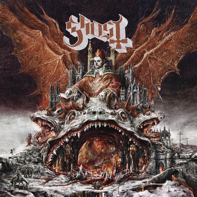 Skivomslag för Ghost: Prequelle