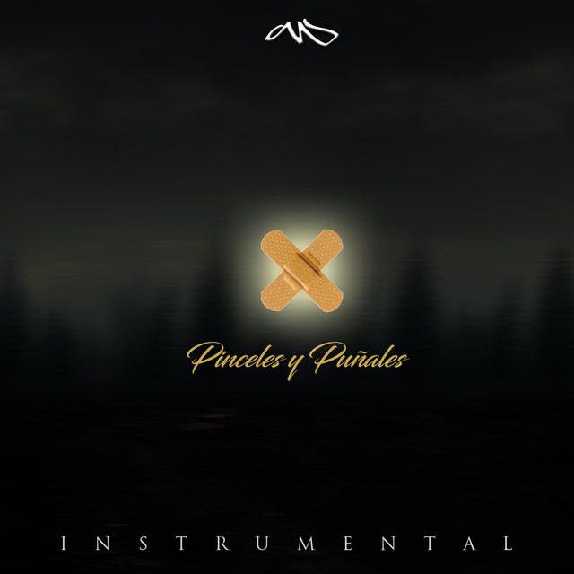 Album cover for Pinceles y Puñales (Instrumentals) by Cevlade