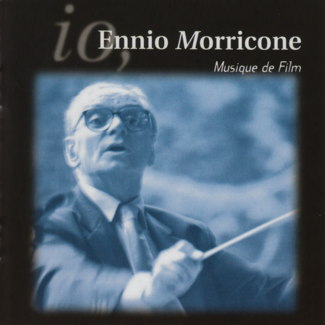 Io Ennio Morricone Albumcover