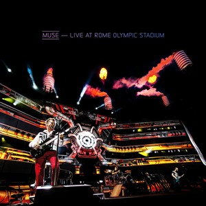 Live At Rome Olympic Stadium Albumcover