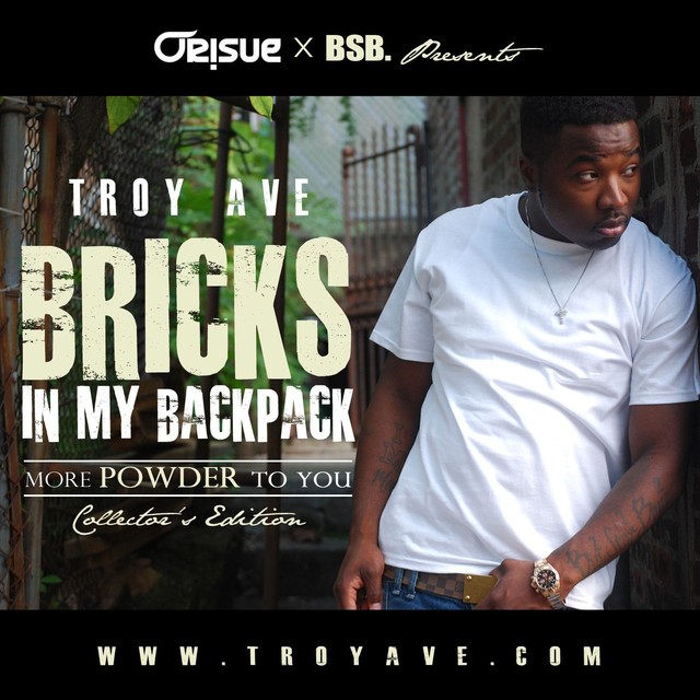 Bricks In My Backpack (More Powder To You, Collector's Edition)