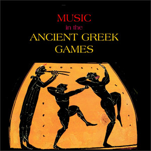 Music in the Ancient Greek Games Albümü
