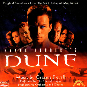 Frank Herbert's DUNE - Original Soundtrack from the Sci-Fi Channel MiniSeries album